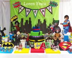 Festa Lego Batman - Loren Festa