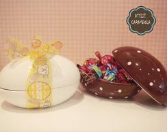 Ovos de porcelana