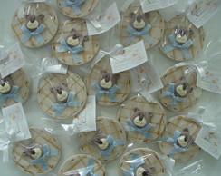 (LC 0118a) �m� ursinho biscuit