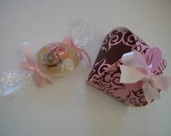 (EM 0040d) Caixinha com mini sabonete