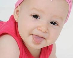 Faixinha Baby com La�o Importado