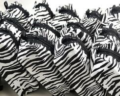 Lembrancinha: Mini N�cessaire safari