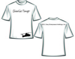 Camiseta Charlie Tango