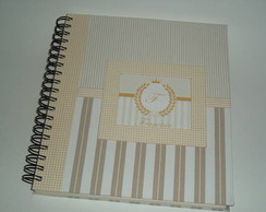 Caderno Para Maternidade Ou Assinaturas