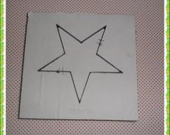 Faca de estrela 10cm