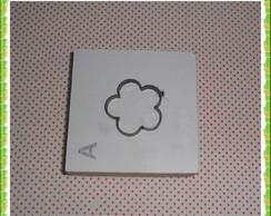 Faquinha de flor 5 p�talas 1,5cm
