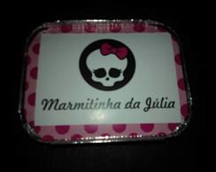 Mini marmitinha Monster High