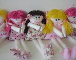 Boneca Pernudinha