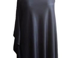 Vestido  Emma Preto (encomenda)