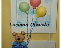 Quadro Urso Antonio
