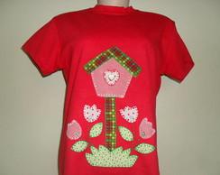 Camiseta - Casa de passarinho