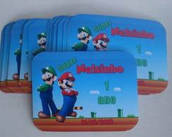 Marmitinha Mario Bros