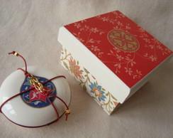 Caixa Com Sabonete Floral 7