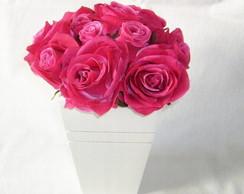 Arranjo Rosas pink