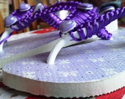 Havaianas Top Decorado Mini Borboletas