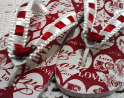 Havaianas Top Decorado Love