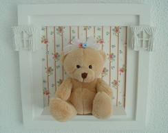 (MA 0088) Quadro maternidade ursa