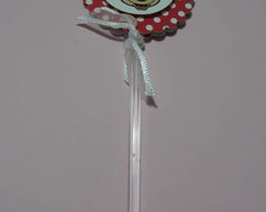 """Toppers para cupcakes """"Minnie"""""""