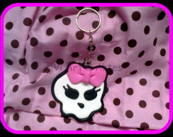 Chaveiro Monster High 1