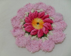 Flor de croch�