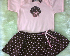 Conjunto Customizado - 09 M � 01 Ano