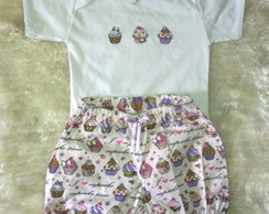 Conjunto Customizado - 01 Ano