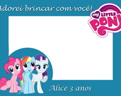 �m� De Geladeira Little Poney