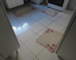 Jogo de tapete de Cozinha