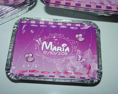 Marmita Personalizada Borboleta