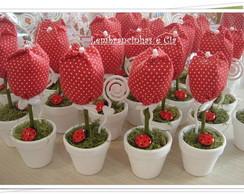Mini vasinho de tulipa
