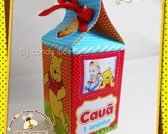 Caixa Milk Ursinho Pooh