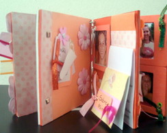 Mini �lbum Scrapbook