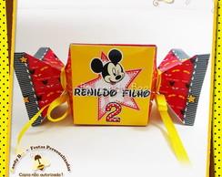 Caixa Bala Mickey Mouse