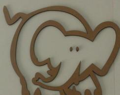 Elefante mdf