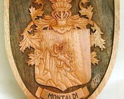 bras�o de fam�lia : Montaldi