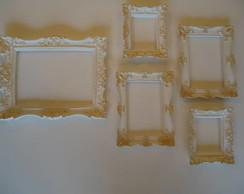 Molduras retangulares- porta retrato
