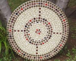 Tampo em mosaico Dubai