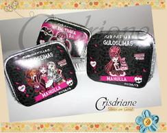 Marmitinhas Personalizada Monster High