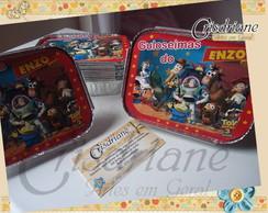 Marmitinhas Personalizada Toy Story verm