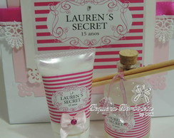 Kit 15 anos Lauren�s Secret (n.23)