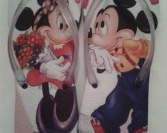 Chinelos Personagem Disney