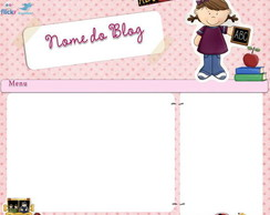 Template para Blog - Relatos escolares