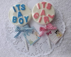 Sabonetes Its a boy Its a Girls