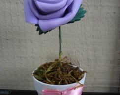 Lembrancinha Flor EVA