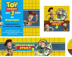 KIT DIGITAL - TOY STORY