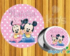 Adesivo Para Latinha Baby Disney