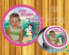 Adesivo Para Latinha Baby Princesas