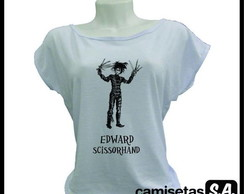 T-shirt Edward M�os de Tesoura