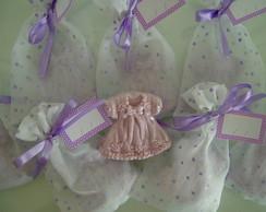 (LC 0108b) Sabonete vestido