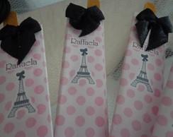Lixa de unha personalizada tema Paris